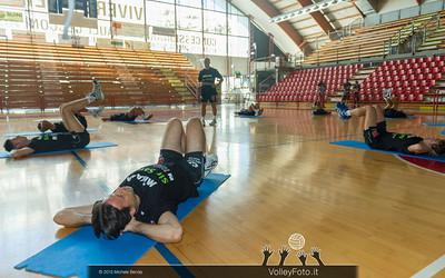2013.08.19 Primo giorno di allenamento per la SIR Safety Perugia (id:_MBC6791)