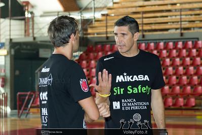 Slobodan KOVAC con Adriano PAOLUCCI