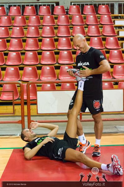 Rocco BARONE, Carlo SATI
