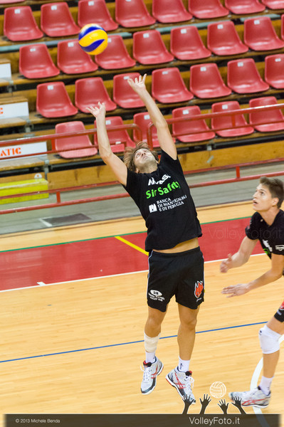 Adriano PAOLUCCI, palleggio