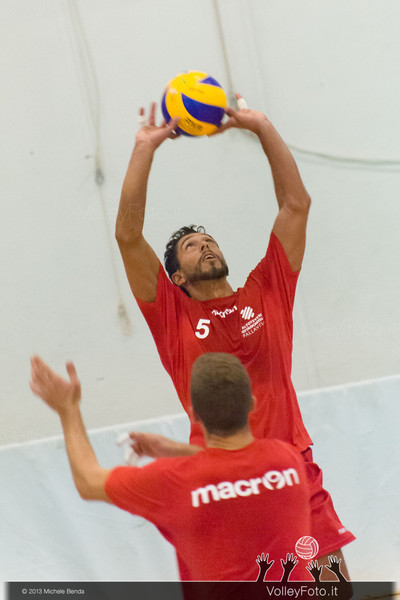 Antonio CORVETTA palleggio