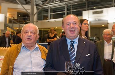 Domenico Guiducci e Giuseppe Lomurno