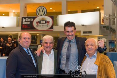 Giuseppe Lomurno, Antonio Marinelli, Gino Sirci, Domenico Guiducci