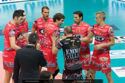 2013.10.20 Grifo Volley Perugia - Olio Monini Spoleto - 1ª giornata Campionato Italiano Volley Maschile B2 girone E - 2013/14 (id:_MBD2997)