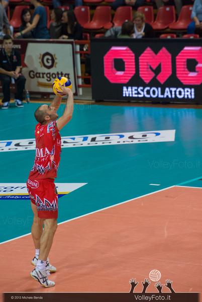 Andrea GIOVI, palleggio