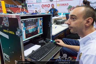 Video-check, Michele Lotito