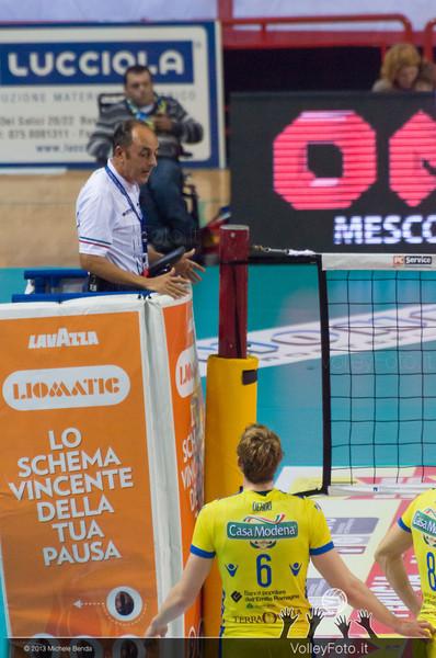 2013.10.26 SIR Safety Perugia - Casa Modena | 2ª Giornata Campionato Italiano di Volley Maschile, Serie A1, 2013/14 (id:_MBY5505)