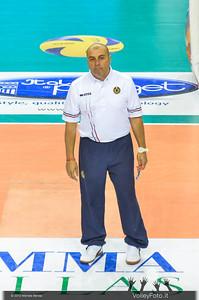 Stefano Cesare, primo arbitro