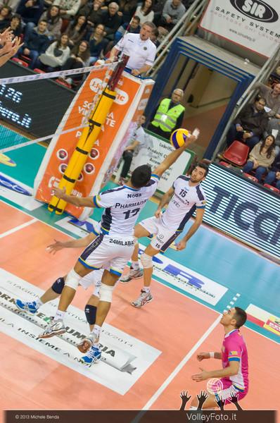 Sergio NODA BLANCO, attacco