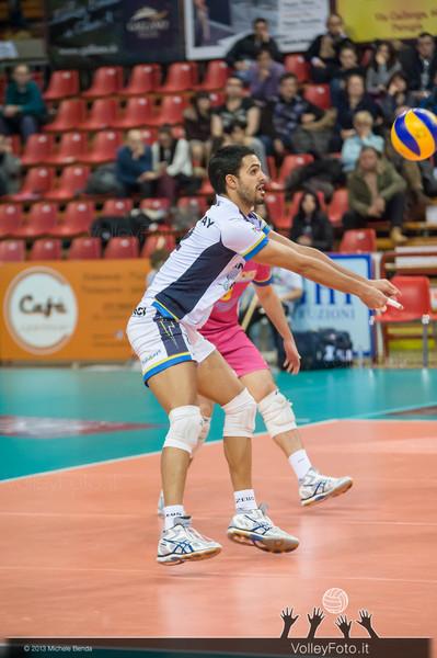 SIR Safety Perugia - Andreoli Latina | 9ª giornata Campionato Italiano di Volley Maschile 2013/14 - Serie A1 (id: 2013.12.15._MBD5242)