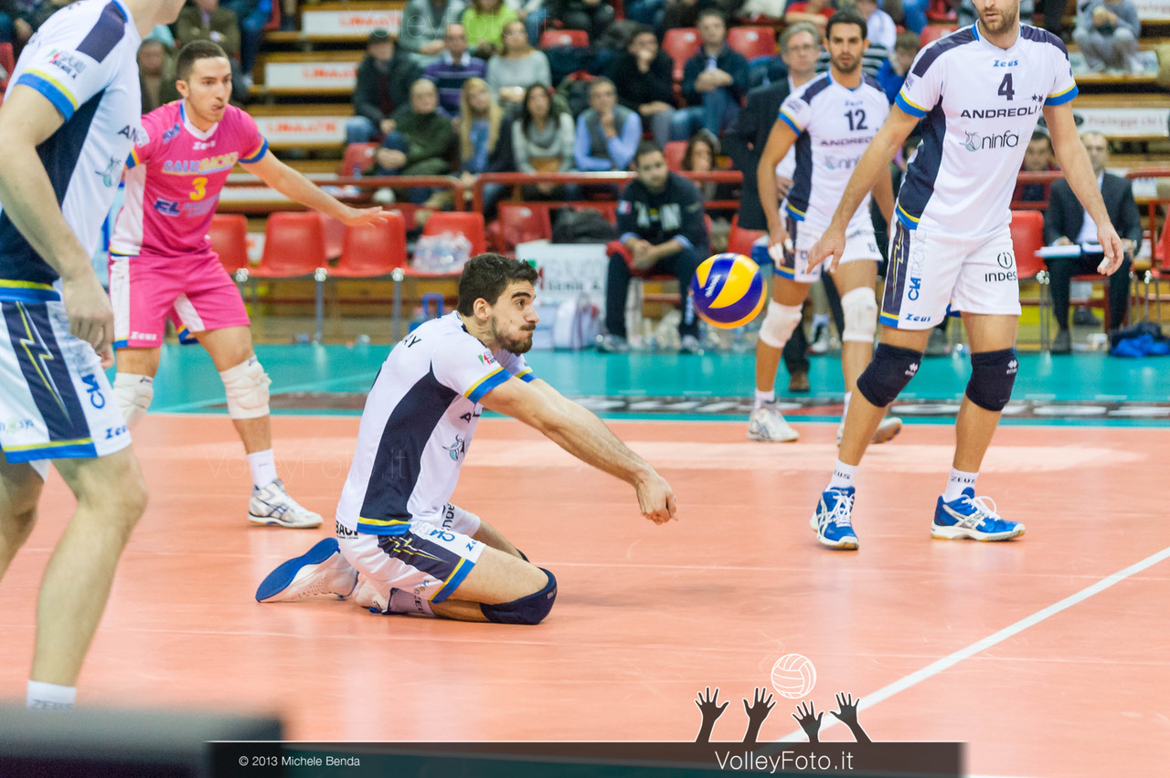SIR Safety Perugia - Andreoli Latina | 9ª giornata Campionato Italiano di Volley Maschile 2013/14 - Serie A1 (id: 2013.12.15._MBD5339)