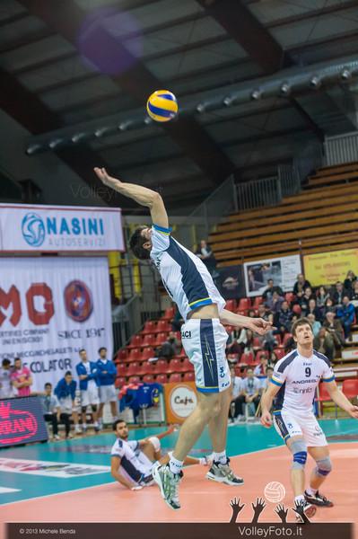 SIR Safety Perugia - Andreoli Latina | 9ª giornata Campionato Italiano di Volley Maschile 2013/14 - Serie A1 (id: 2013.12.15._MBD5272)