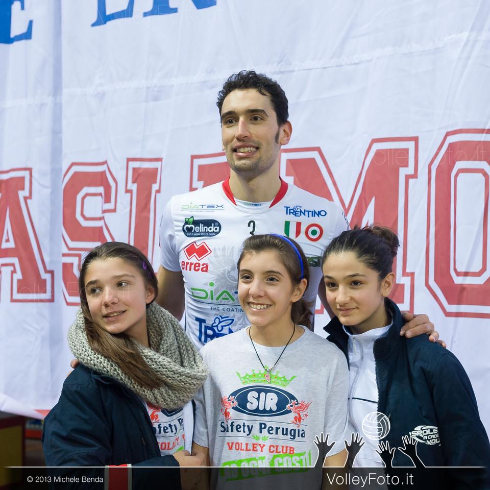 SIR Safety Perugia - Diatec Trentino | 10ª giornata Campionato Italiano di Pallavolo Maschile, Serie A1 [2013/14] (id: 2013.12.22._MBD7692-2)