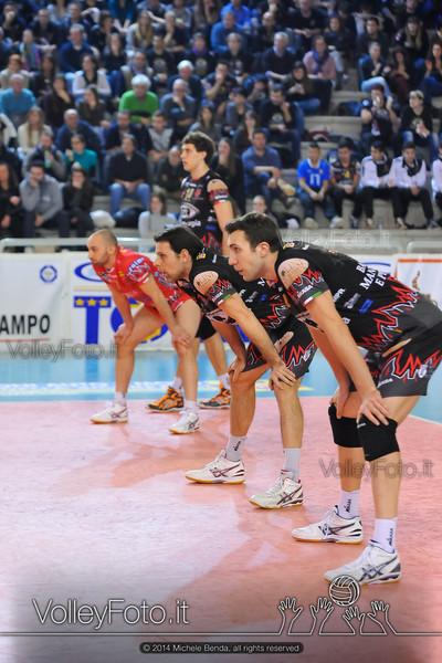 la linea difensifa di Perugia