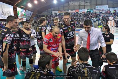 time out, Slobodan KOVAC, SIR Safety Perugia