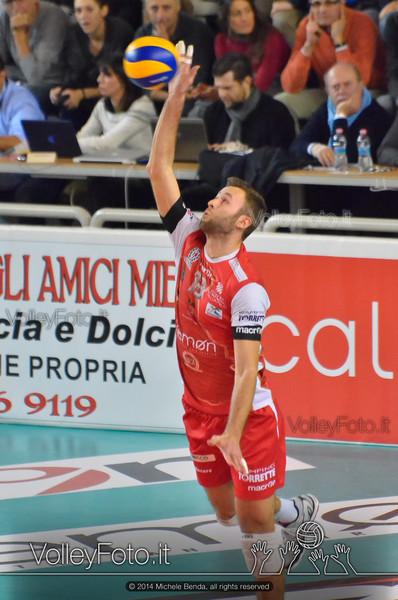 Andrea ROSSI, battuta