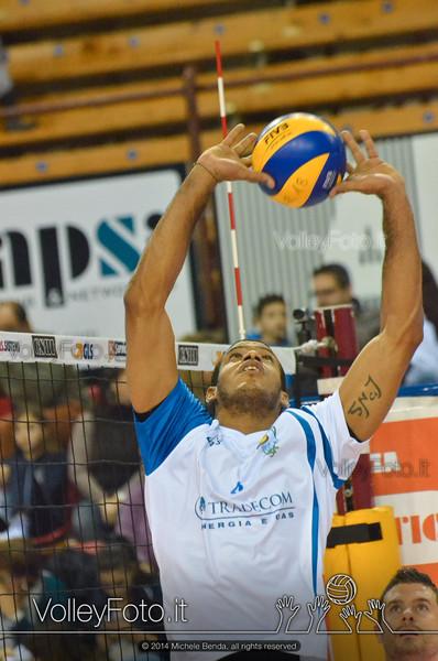 Javier GONZALEZ, palleggio