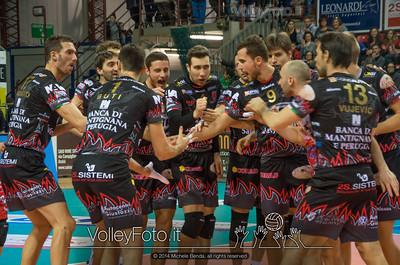 SIR Safety Perugia, starting six