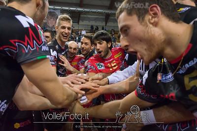 Perugia esulta per la vittoria