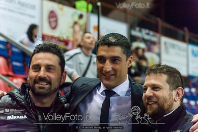 Marco Taba, Andrea Giani, Simone Camardese