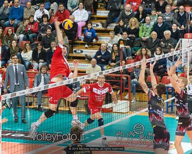 2014.02.15 Sir Safety Perugia - Exprivia Molfetta