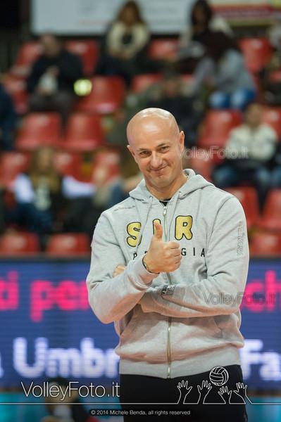 Carlo Sati, preparatore atletico