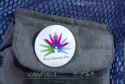 Oggi in campo per la VII Giornata delle Malattie Rare