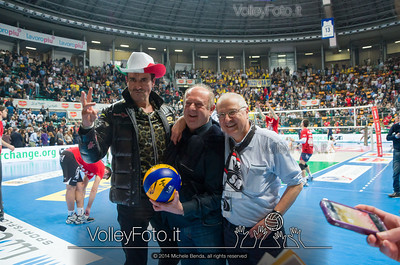 2014.03.08 Lube Banca Marche Macerata - Sir Safety Perugia