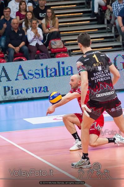 Andrea GIOVI, bagher, difesa
