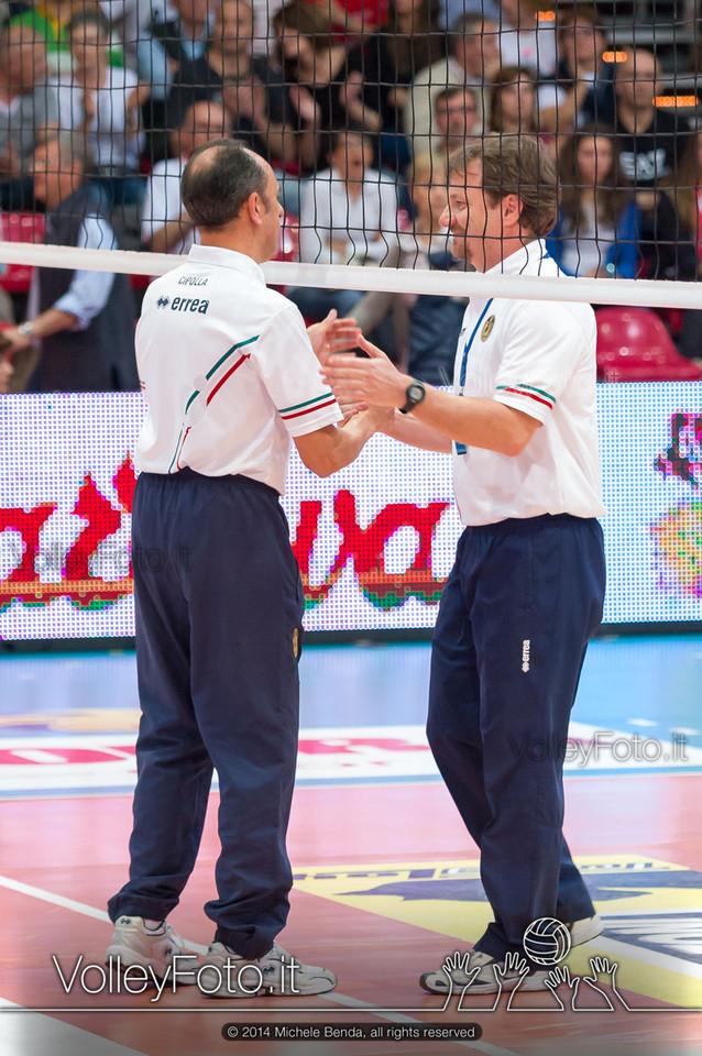 Matteo Cipolla, Daniele Rapisarda