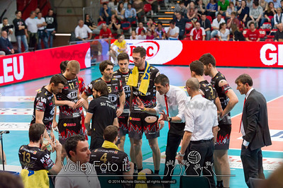 Slobodan KOVAC, time out, SIR Safety Perugia