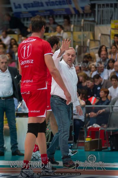 Hristo ZLATANOV, Luca MONTI