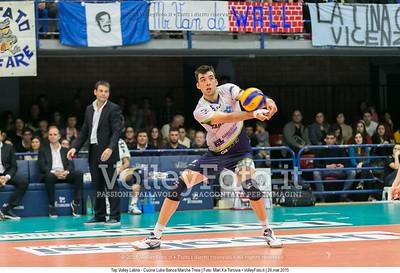 Top Volley Latina - Cucine Lube Banca Marche Treia
