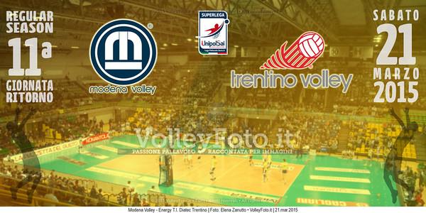 Modena Volley, Energy T.I. Diatec Trentino