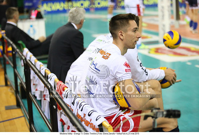 Modena Volley - Energy T.I. Diatec Trentino