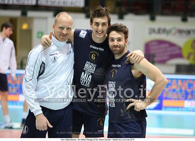 Guillaume QUESQUE, Andrea GALLIANI, William PROCOPIO