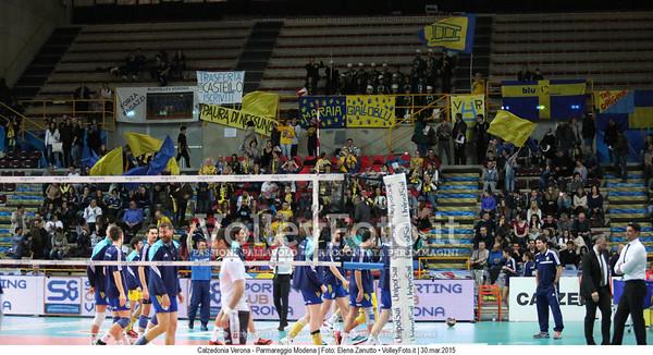 Calzedonia Verona - Parmareggio Modena
