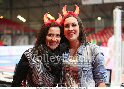 Copra Volley Piacenza - Energy T.I. Diatec Trentino