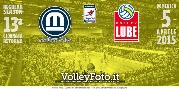Modena Volley, Cucine Lube Banca Marche Treia