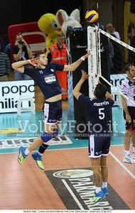 Modena Volley - Cucine Lube Banca Marche Treia