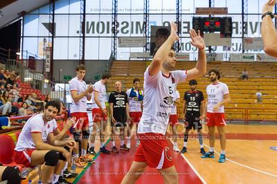 starting six, Sir Safety Perugia