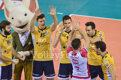 starting six, Modena Volley