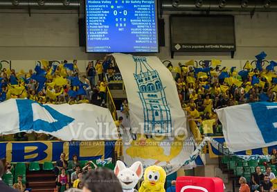 tifosi, Modena Volley