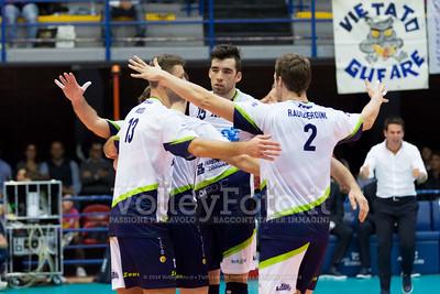 Top Volley Latina, abbraccio