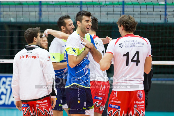 Top Volley Latina - Sir Safety Perugia | 3ª Giornata