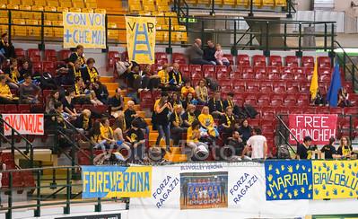 tifosi, Calzedonia Verona