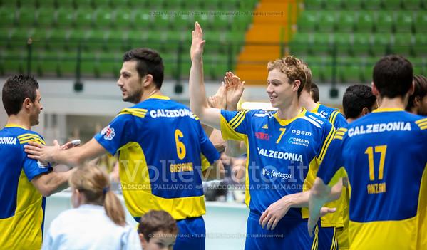 Calzedonia Verona, starting six