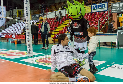 Sir Safety Perugia - Exprivia Neldritto Molfetta