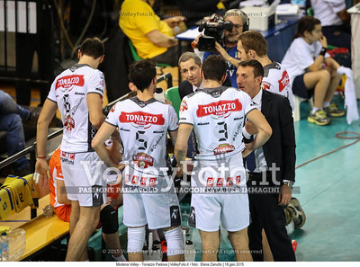 time out, Padova
