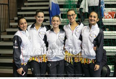 Top Volley Latina - CMC Ravenna